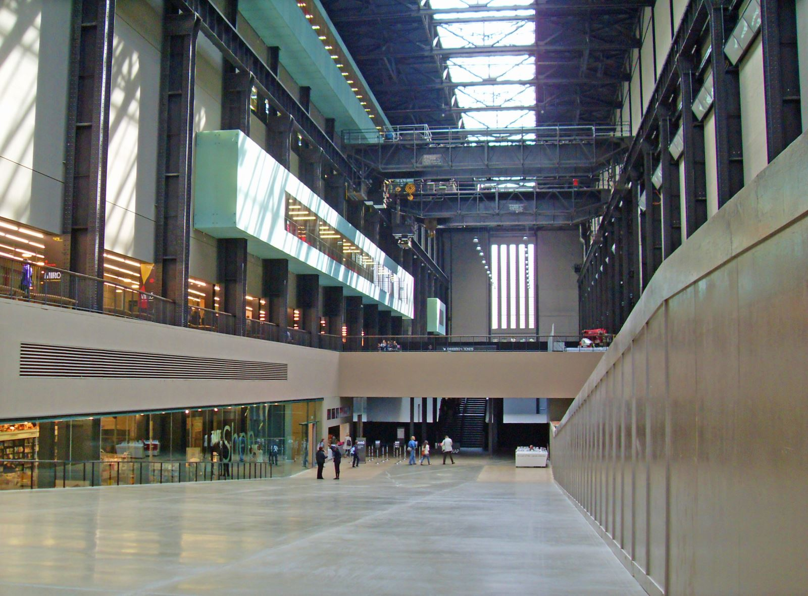 The Tate Modern (London) 2