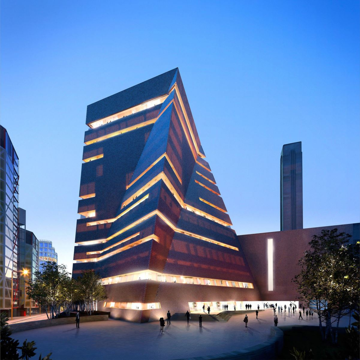 The Tate Modern (London)