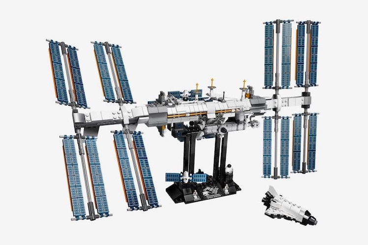 LEGO Launches International Space Station Set 1
