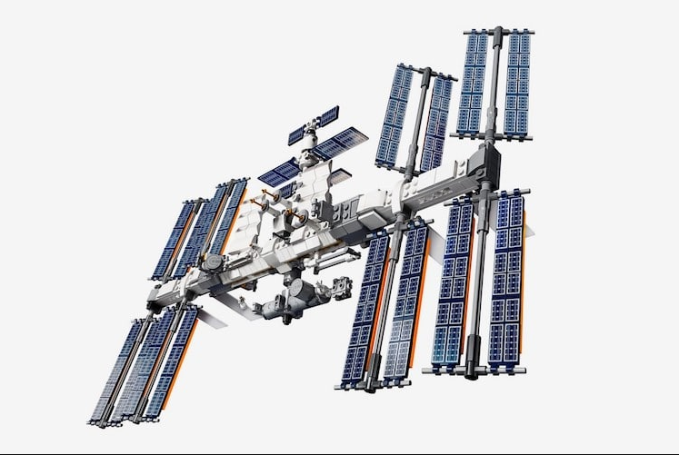 LEGO Launches International Space Station Set 2