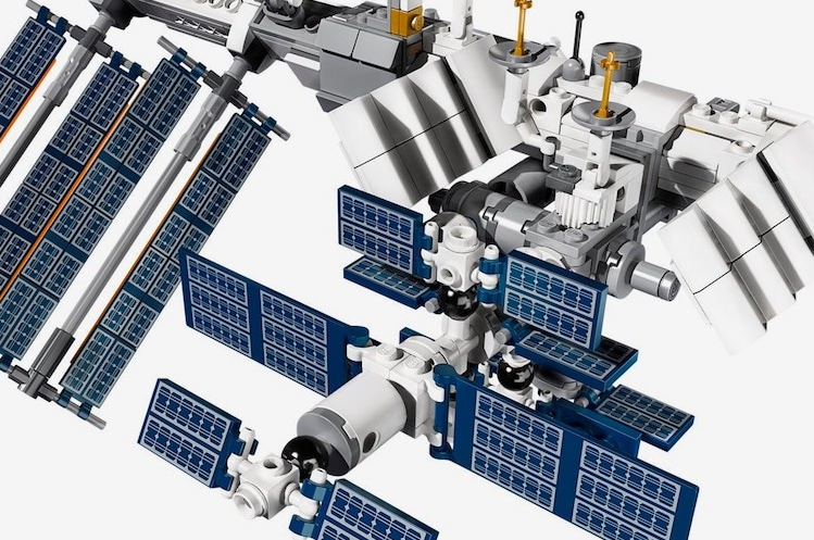 LEGO Launches International Space Station Set 3