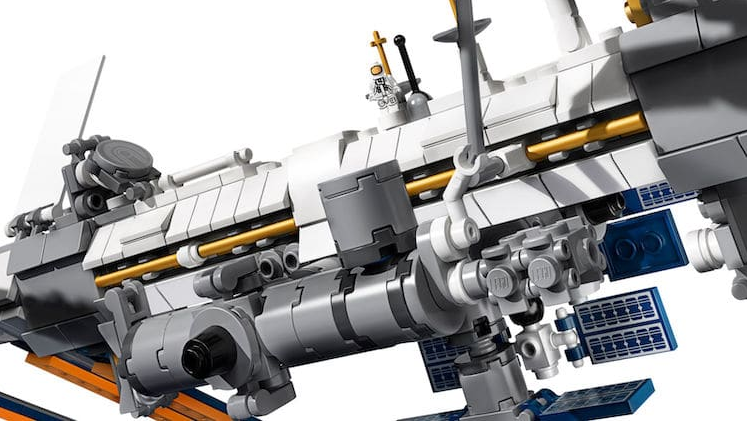 LEGO Launches International Space Station Set 6