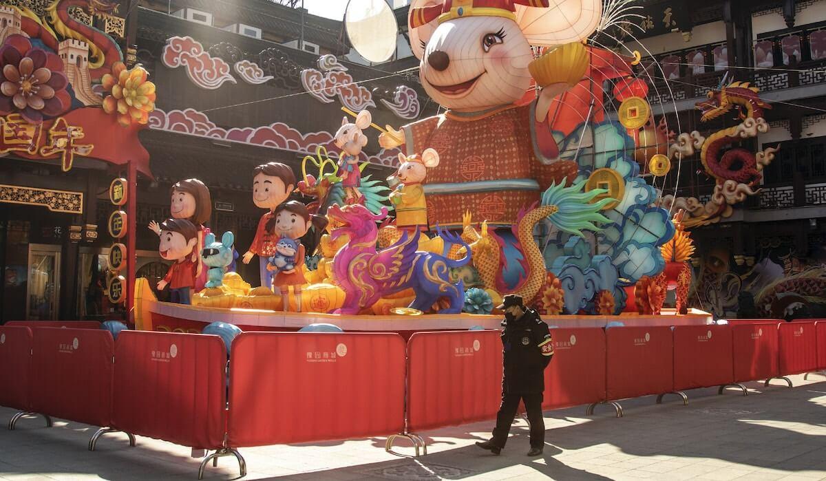 Şangay'da Koronavirüs Sessizliği