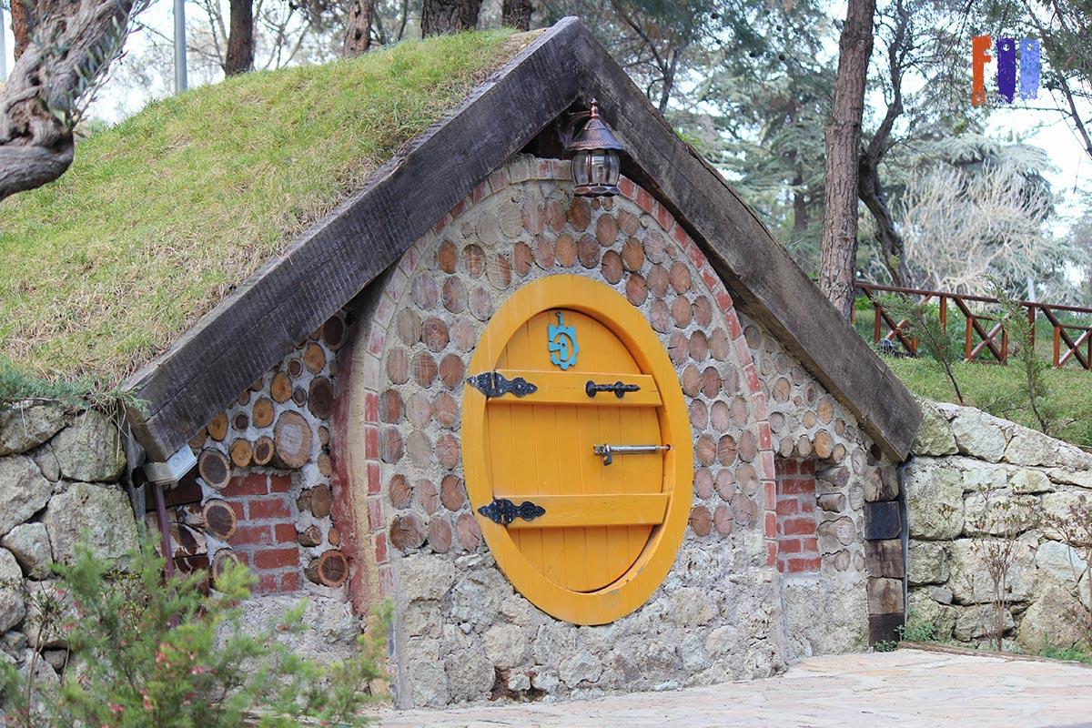 Darıca Hobbit Evleri