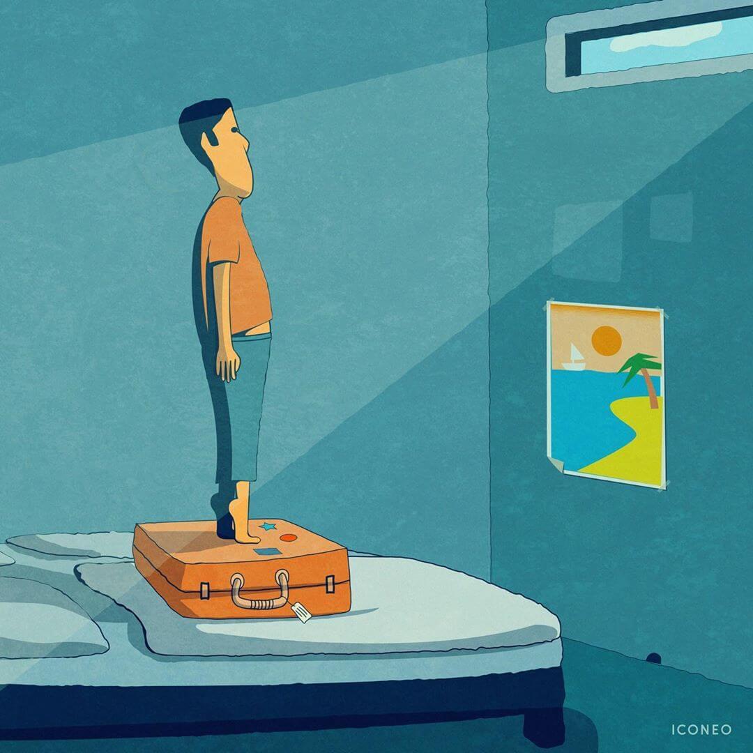 Kraft'ın Çiziminden Modern Toplum
