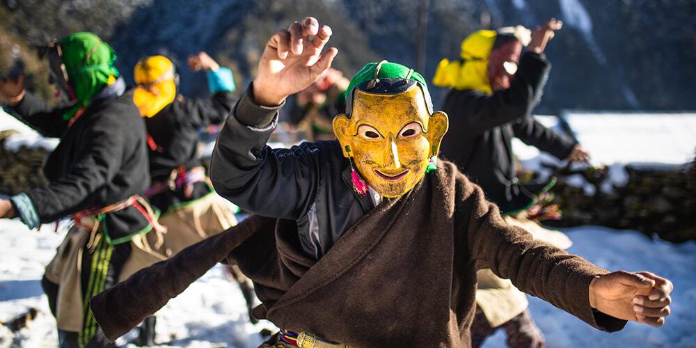 Butan'ın Kutsal Festivalleri