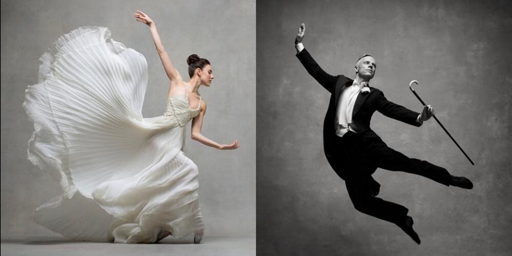 Dans Fotoğrafçılığını Modaya Uydurmak
