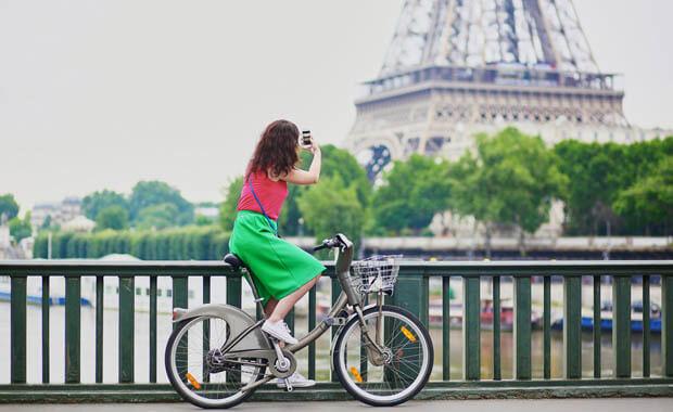 En Çok Bisiklet Kullanılan Yerler
