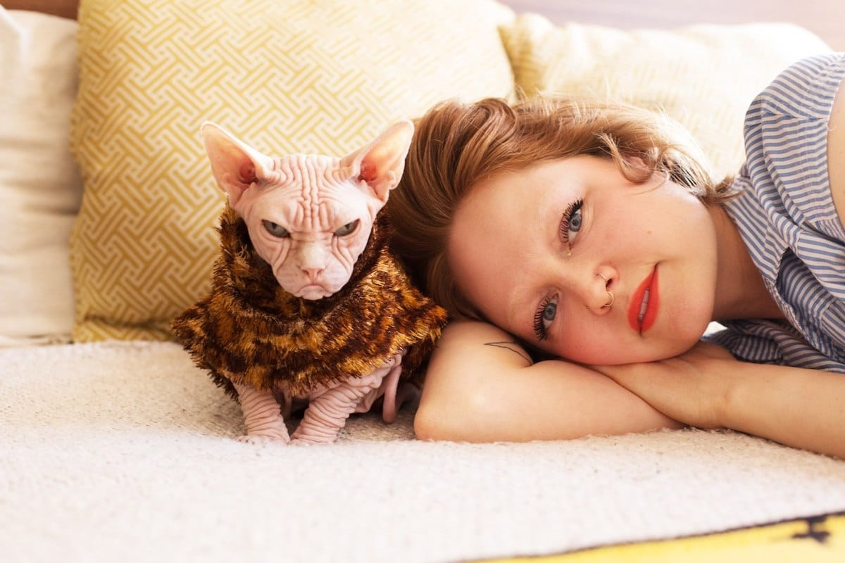 Kedi Delisi Kadınlar