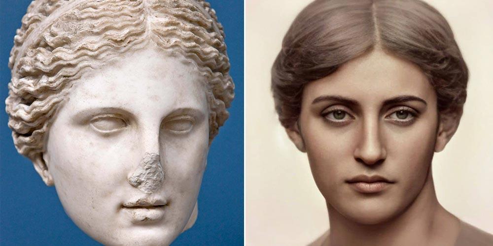 Ünlü Figürlerin Gerçekçi Portreleri