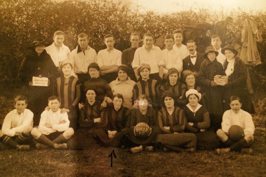 Kadınların Asırlık Futbol Tarihi