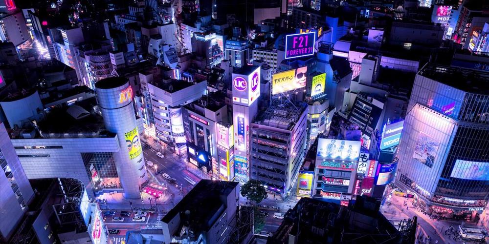Japonya Sokaklarında Cyberpunk Kültürü