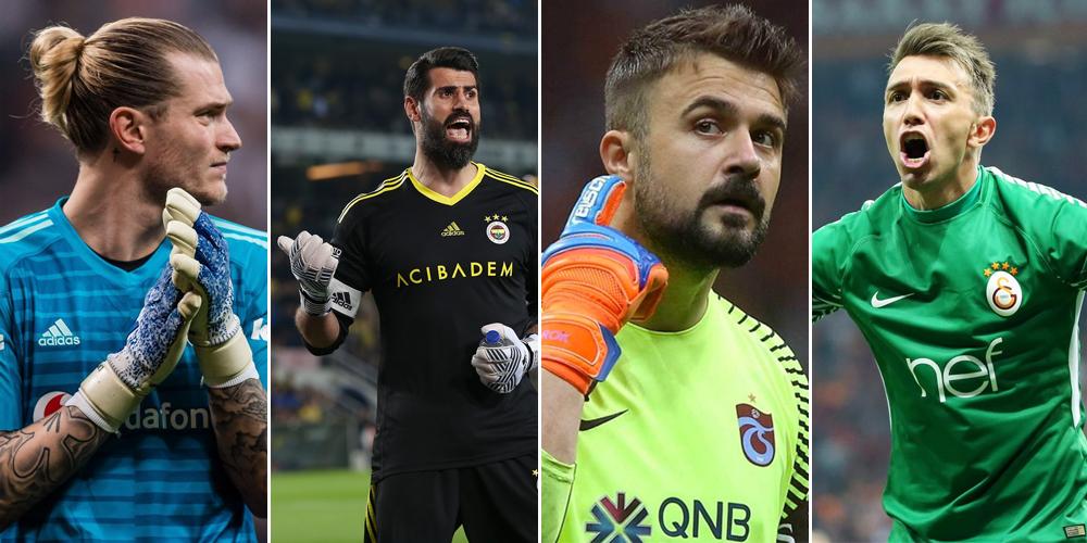2018'in En İyi Süper Lig Kalecileri