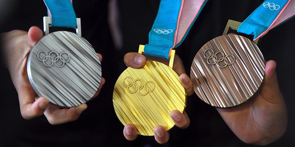 2020 Olimpiyat Ödülleri Geri Dönüşümden