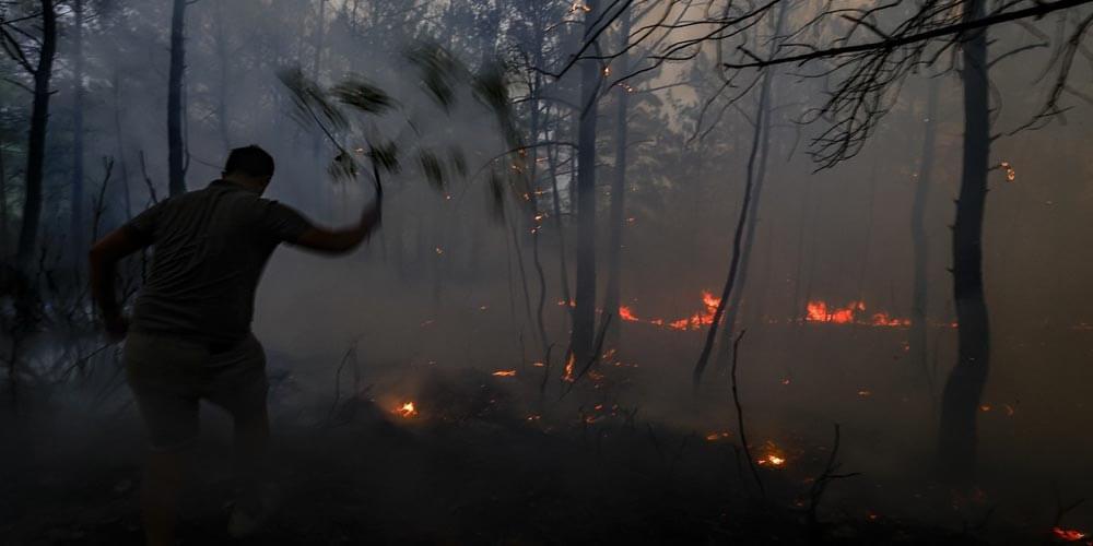 2021 Türkiye Yangınları