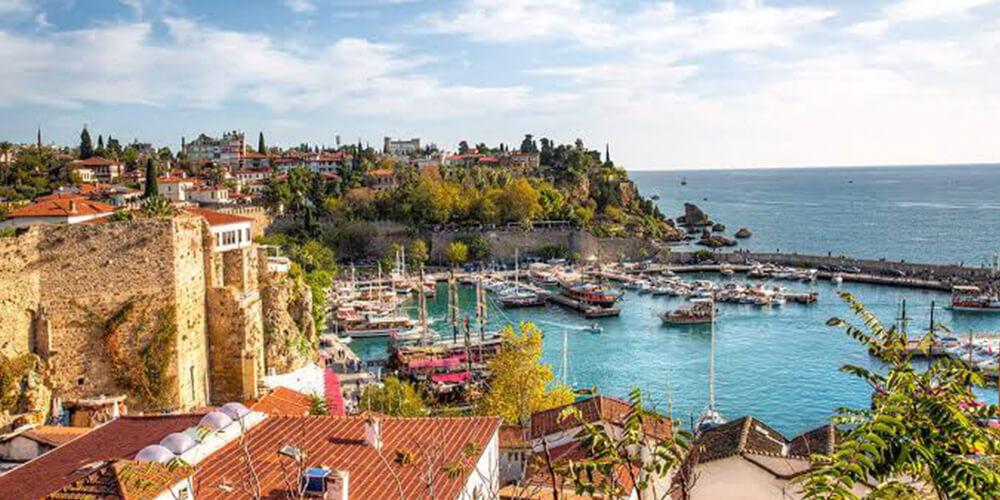 Antalya'da Gezilmesi Gereken 10 Yer