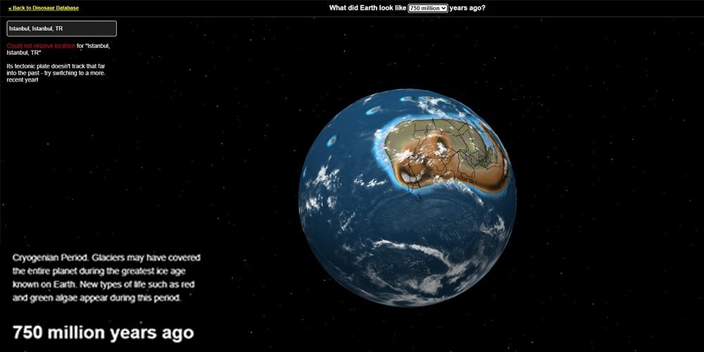 Antik Dünya Haritası