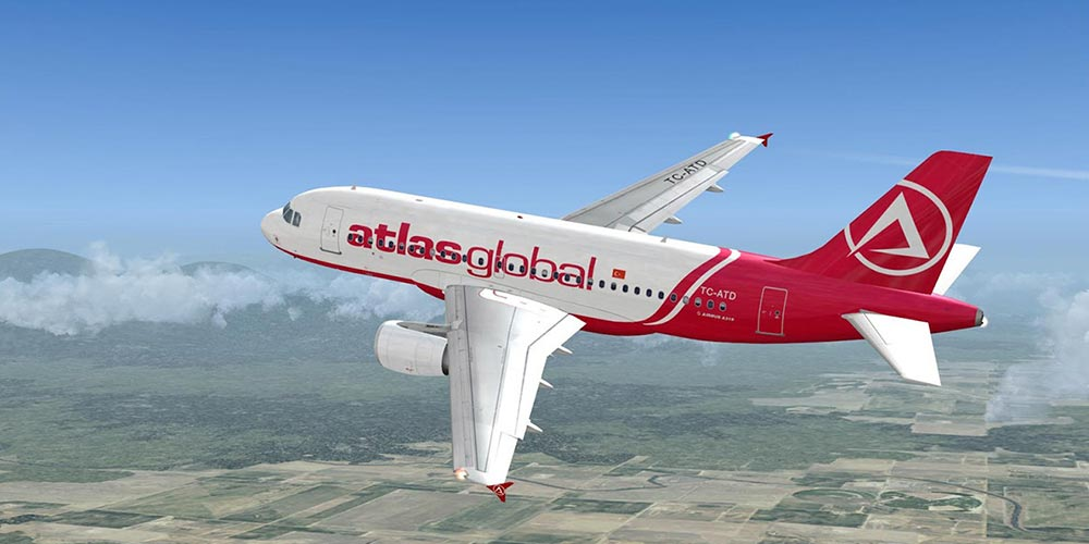 Atlasglobal Uçuşlara Ara Verdi