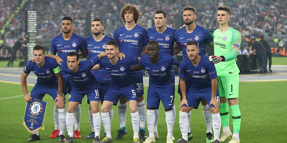 Avrupa Şampiyonu Chelsea