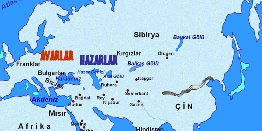 Avrupa'da Kurulan Türk Boyları