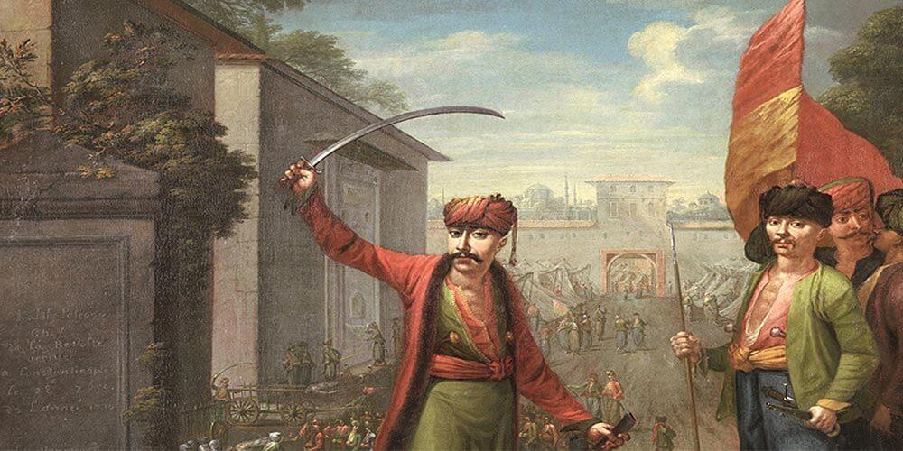 Bir Devrin Sonu: Patrona Halil İsyanı