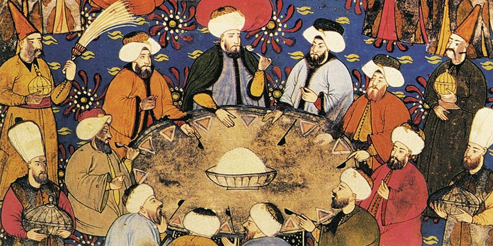 Bozkırdan Anadolu'ya Türk Yemek Kültürü
