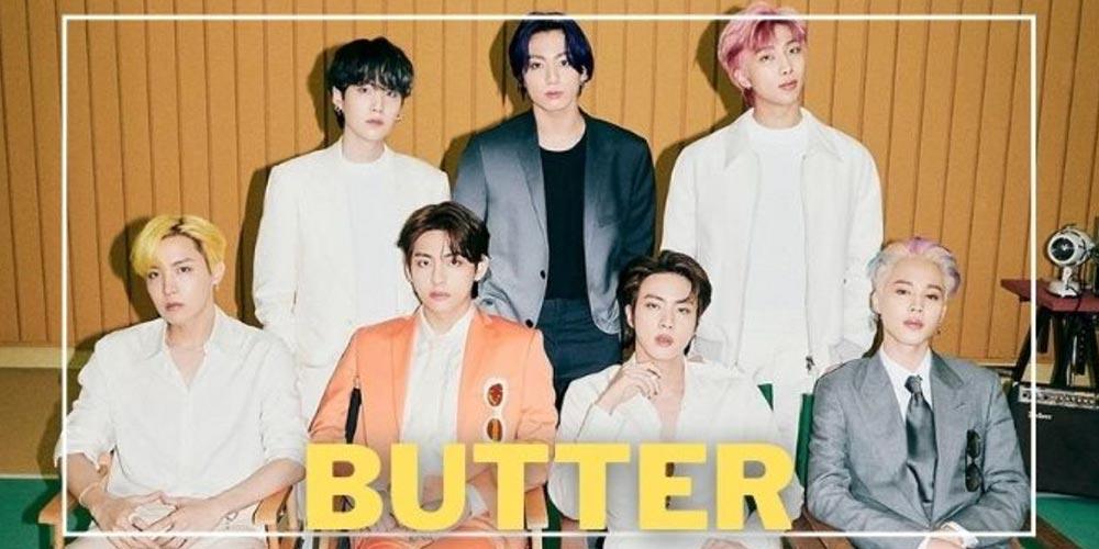 BTS'nin Son Şarkısı Rekor Kırdı