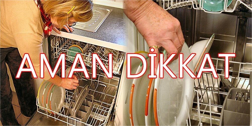 Bulaşık Makinesinde Neler Yıkanmaz?