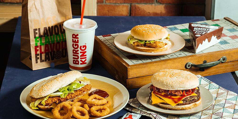 Burger King, McDonald's ile Dalga Geçti
