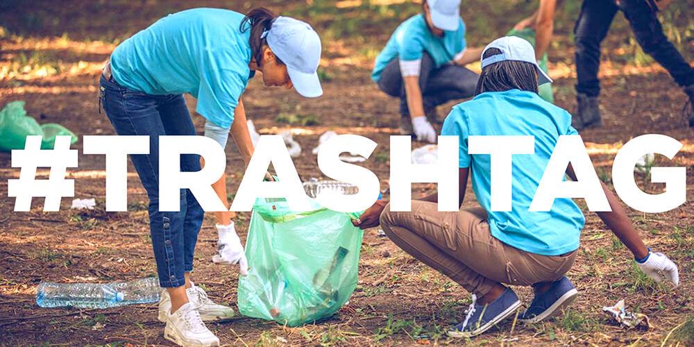 Doğa Dostu Challenge: #Trashtag