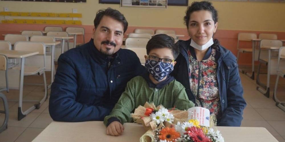 Dünya Matematik Şampiyonu: Yusuf