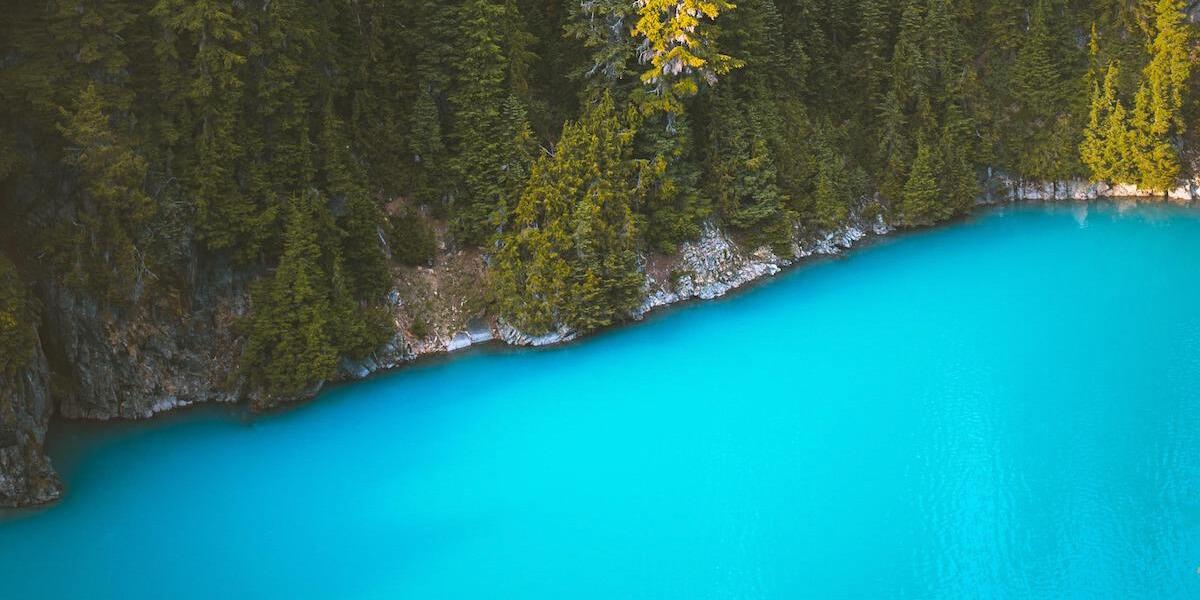 Dünyanın En Mavi Gölü: Diablo