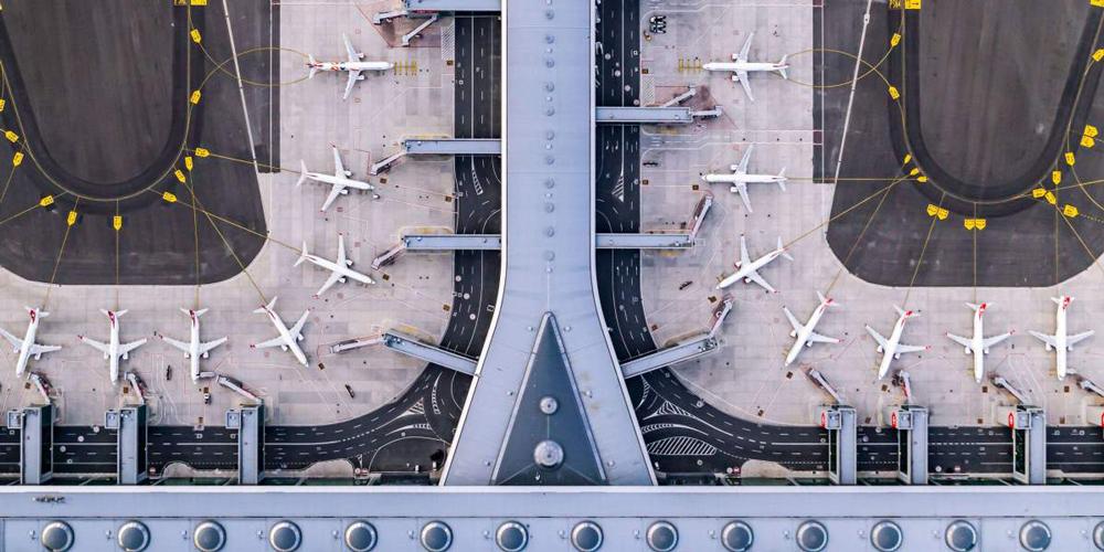 En İyi 10 Uluslararası Havalimanı