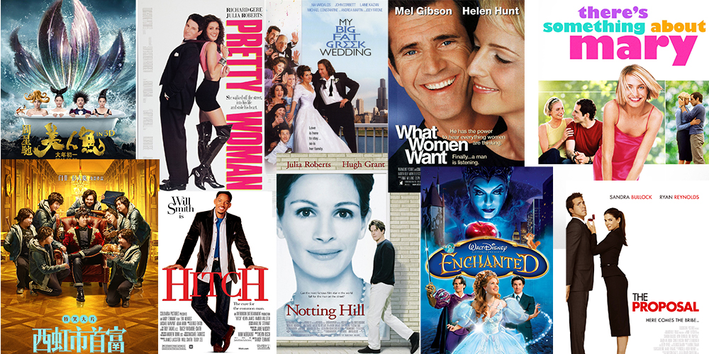 En Yüksek Hasılatlı Romantik Filmler