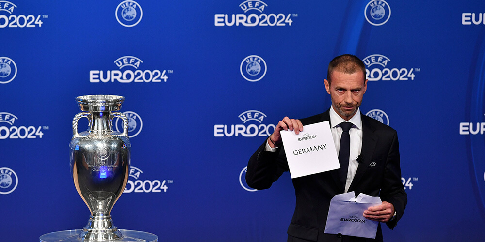 EURO 2024'ün Ev Sahibi Almanya Oldu