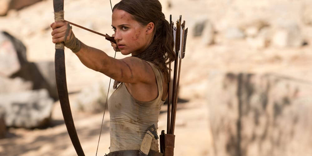 Film İncelemesi: Tomb Raider