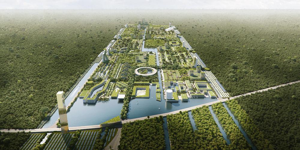 Geleceğin Yaşam Alanı: Smart Forest City