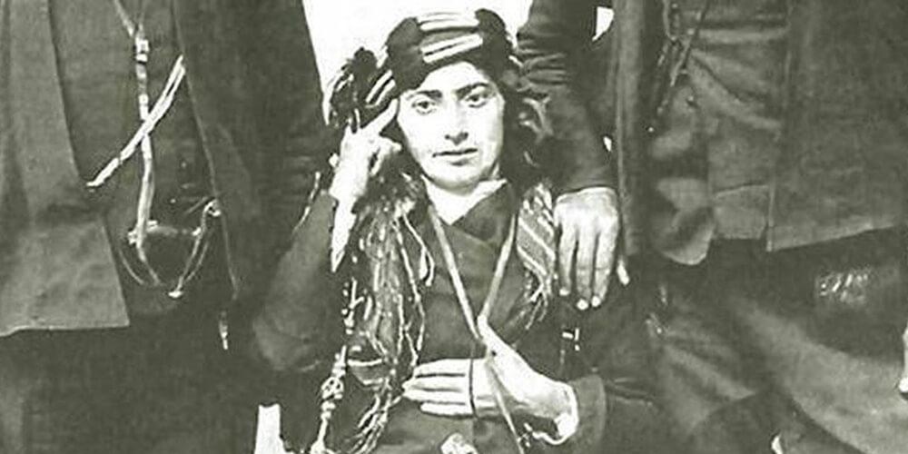 Gözü Kara Kahraman: Üsteğmen Fatma Seher