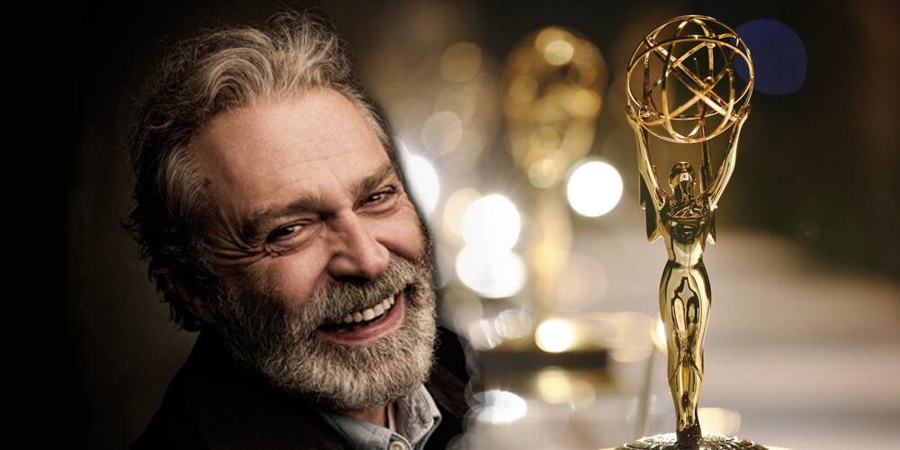 Haluk Bilginer Emmy Ödülleri'nde