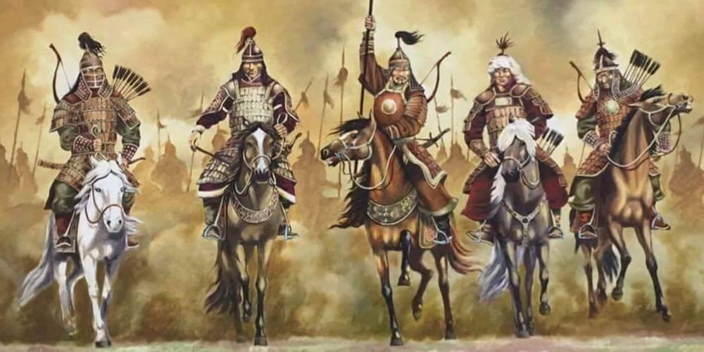 İlk Türk Devletlerinde Ordu