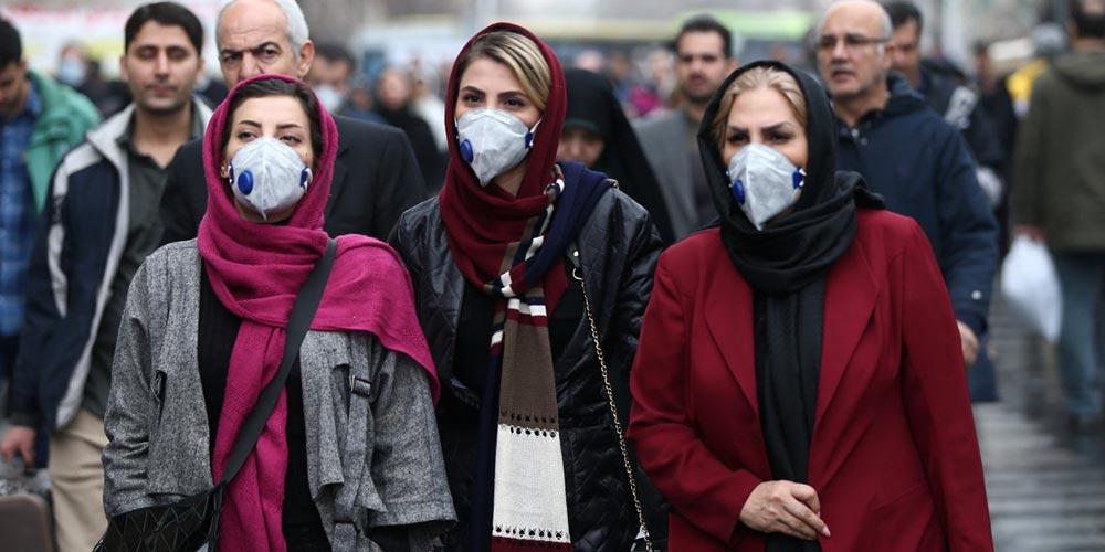 İran'da Koronavirüs Yayılıyor