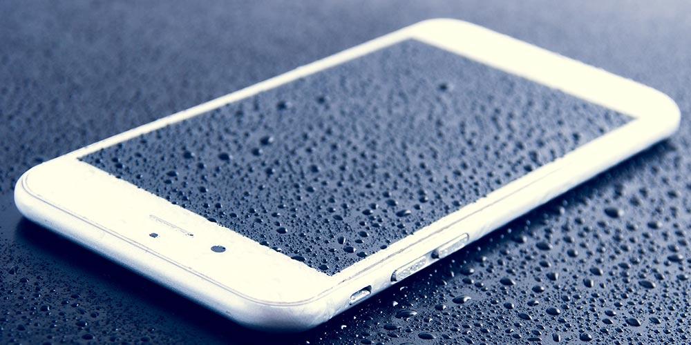 Islanan Telefon Nasıl Kurtarılır?