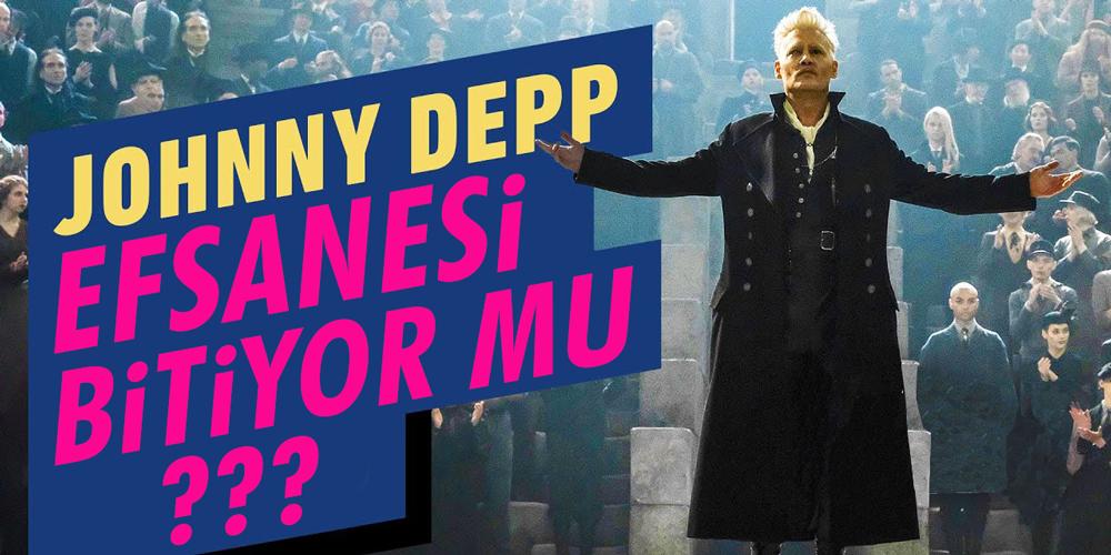 Johnny Depp'e Bir Kötü Haber Daha