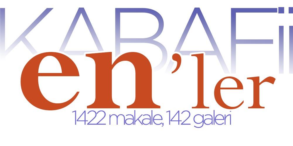 Kabafii'nin Enleri: 2020