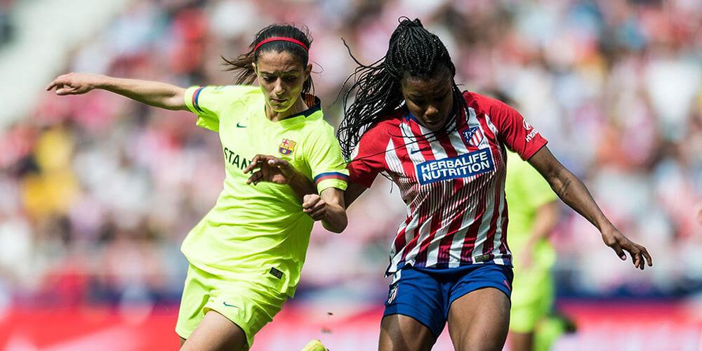 Kadın Futbolunda Seyirci Rekoru