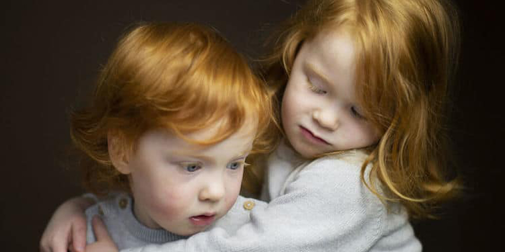 Kızıl Saçlıların Portreleri