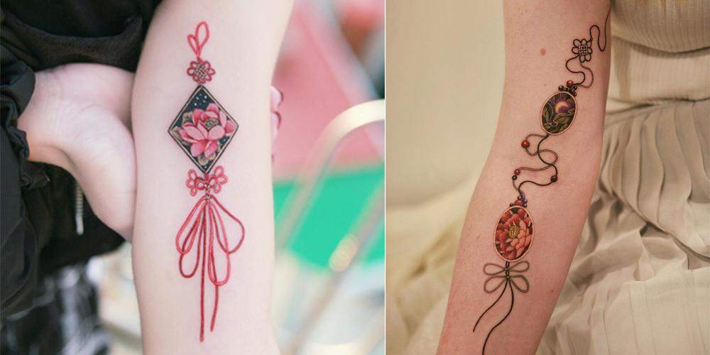 Kore Motiflerinden Esinlenen Dövmeler