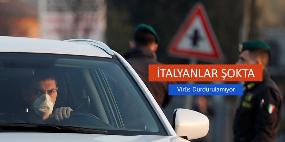 Koronavirüs İtalyanları Şaşırttı