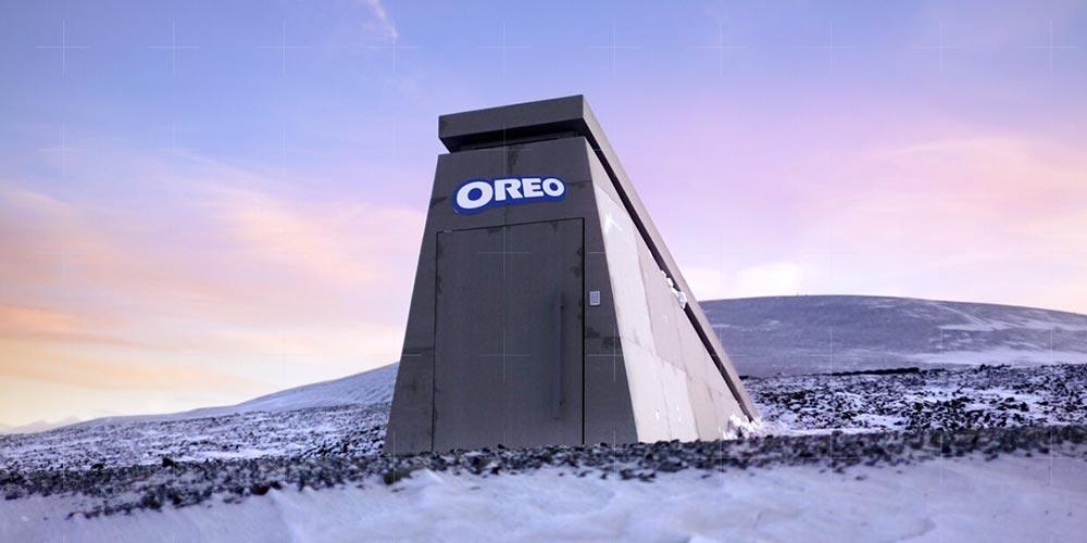 Küresel Oreo Mahzeni