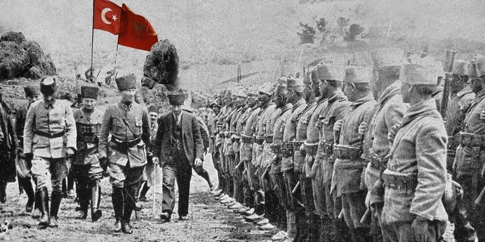 Kurtuluş Savaşı Cepheleri